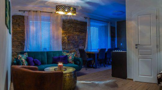 Apartment Slavkov Luxury