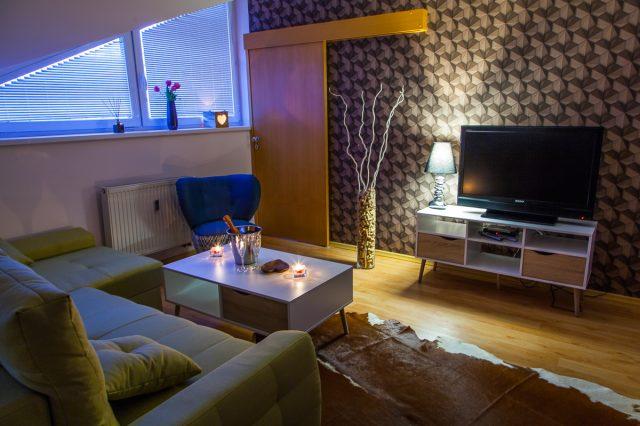 Apartmán Slavkov